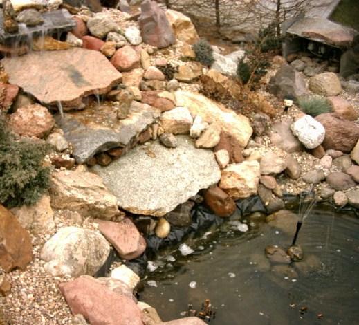wodospad z fontanienk